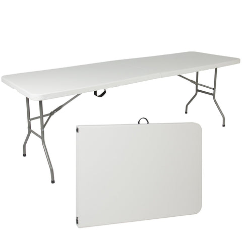 Portable 6ft Indoor/Outdoor Folding Table
