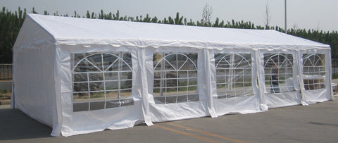 Heavy Duty 15x30 PE Party Tent
