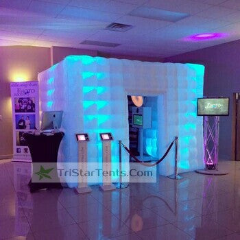10x10 Inflatable LED Photo Booth