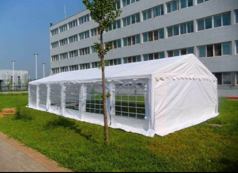 Heavy Duty 20x40 PE Party Tent