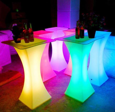 LED Cocktail Table