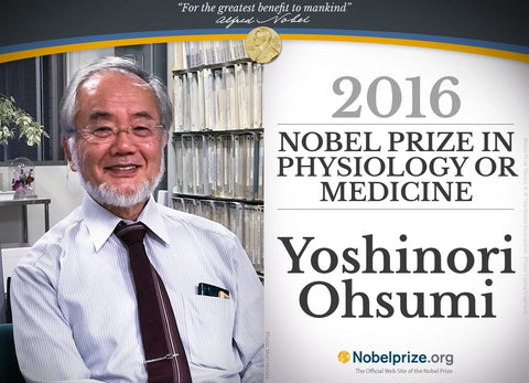 "Yoshinori Ohsumi just won the Nobel Prize for scientifically proving that ""fasting"" is beneficial to your health in regards to disease prevention including its ability to fight cancer and rejuvenate the entire body through a process called ""autophagy."""