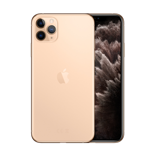 Apple iPhone 11 Pro Max - Gold - 64GB - Vodafone - Grade B