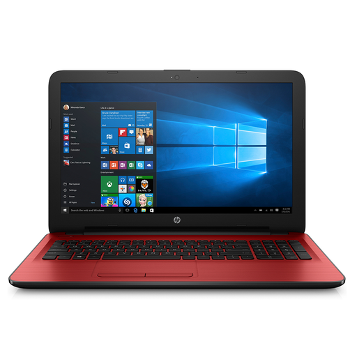 "HP Notebook (15-ba506na), 15.6"" Display, AMD A12-9700 2.50GHz, 8GB RAM, 1TB HDD, Windows 10 Home 64bit"