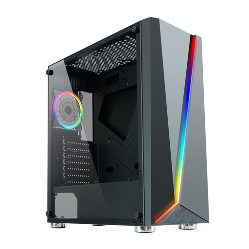 CiT C1007 Gaming PC Tower, Intel Core i7, 16GB RAM, 1TB HDD, 6GB GTX 1660 Graphics, Windows 10 Home 64bit