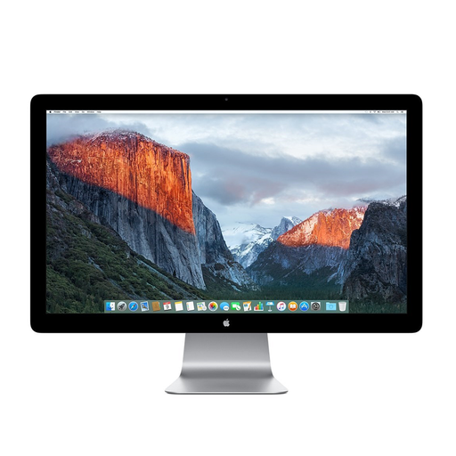 "Apple Thunderbolt 27"" QHD Display - A1407 - MC914LL/A"