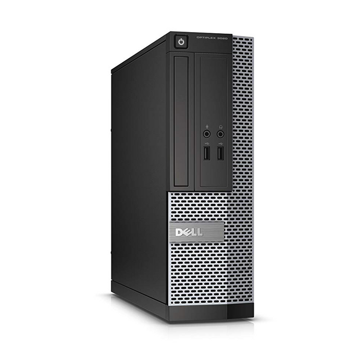 Dell Optiplex 3020 SFF PC, Intel Core i3-4160 3.60GHz, 4GB RAM, 500GB HDD, Windows 10 Pro