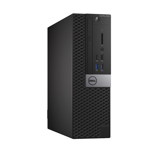 Dell Optiplex 3040 SFF PC, Intel Core i3-6100 3.70GHz, 8GB RAM, 750GB, Windows 10 Pro 64bit