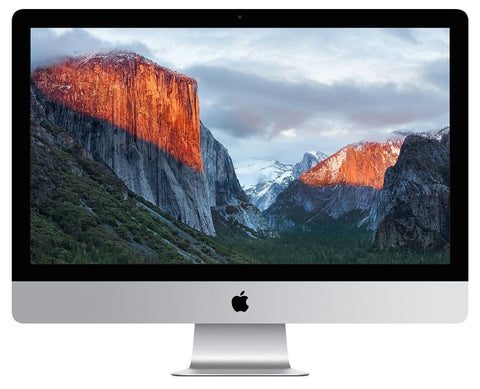 "Apple iMac A1418 (ME086LL/A), 21.5"" 1920x1080 Display, Intel Core i5-4570R 2.70GHz, 8GB RAM, 1TB, macOS Mojave - Grade A"