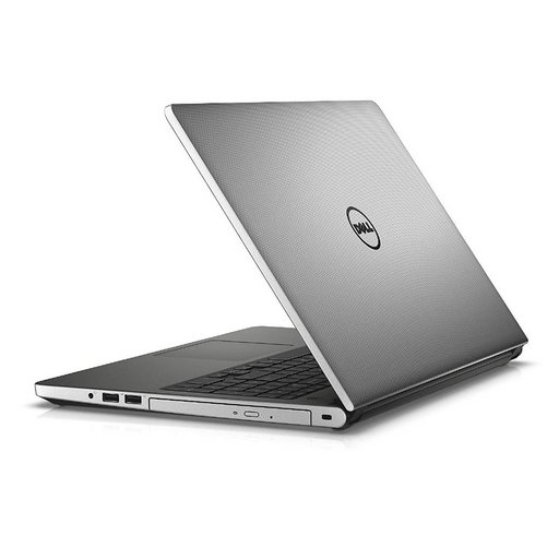 "Dell Inspiron 5558 15.6"" Display, Intel Core i5-5200U 2.20GHz, 4GB RAM, 1TB HDD, Windows 10 Home 64bit- Silver"