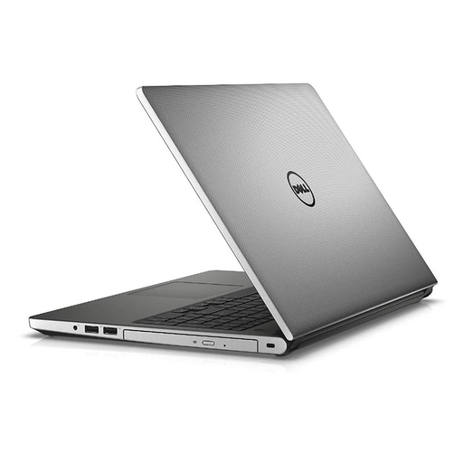 "Dell Inspiron 5558 15.6"" Display, Intel Core i5-5200U 2.20GHz, 8GB RAM, 1TB HDD, Windows 10 Home 64bit- Silver"