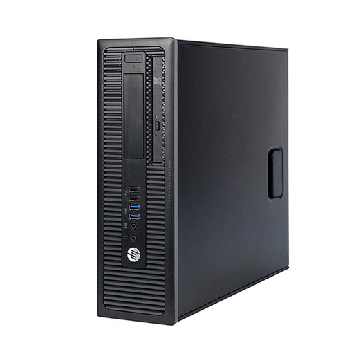 HP ProDesk 600 G1 SFF PC, Intel Core i5-4570 3.20GHz, 4GB RAM, 500GB HDD, Windows 10 Pro 64bit