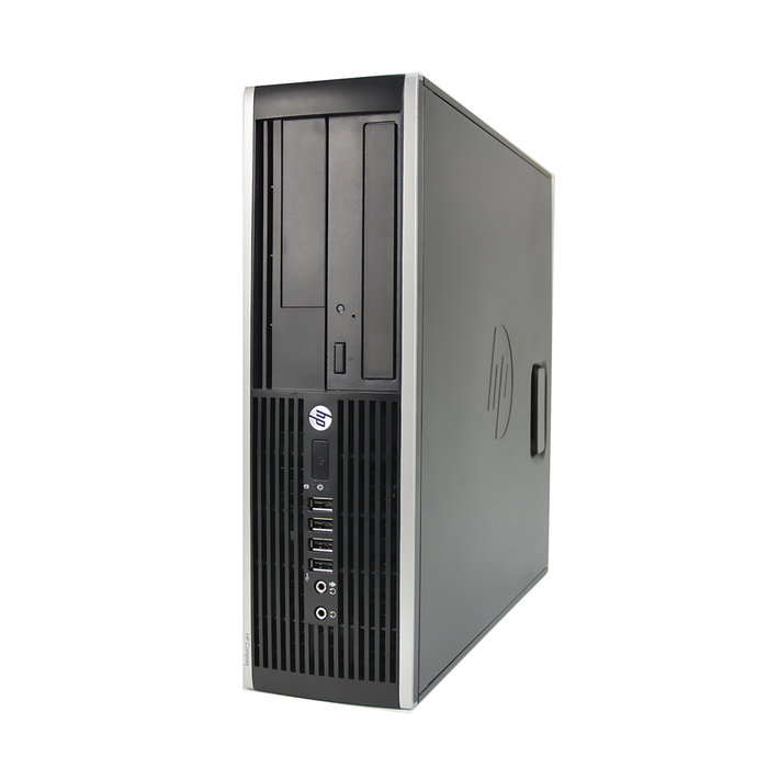 HP Compaq Pro 6300 SFF PC, Intel Core i5-3470 3.20GHz, 4GB RAM, 500GB HDD, Windows 10 Pro 64bit