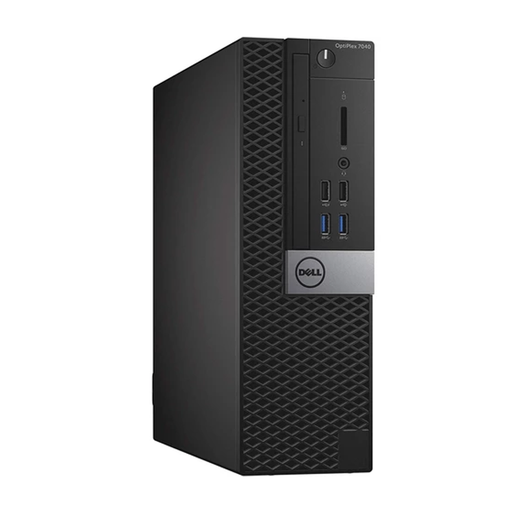 Dell Optiplex 7040 SFF PC, Intel Core i5-6500 3.20GHz, 4GB RAM, 500GB, Windows 10 Pro 64bit