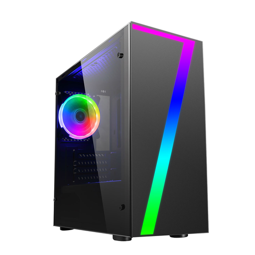 CiT 7 Gaming PC Tower, Intel Core i5, 16GB RAM, 1TB HDD, 2GB GT730 Graphics, Windows 10 Home 64bit