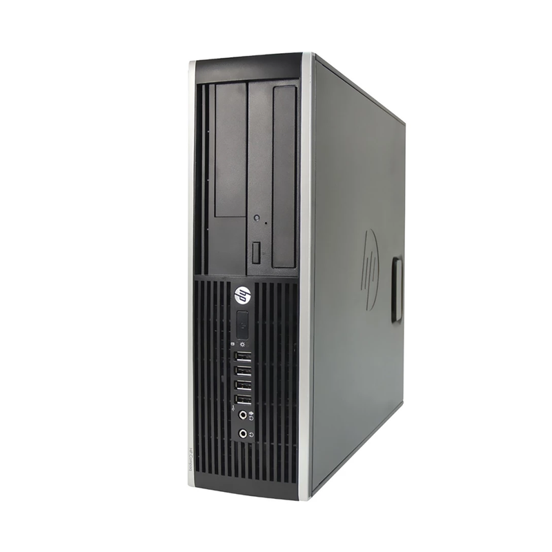 HP Compaq Elite SFF PC, Intel Core i7-2600 3.40GHz, 8GB DDR3, 500GB HDD, Windows 10 Pro 64Bit