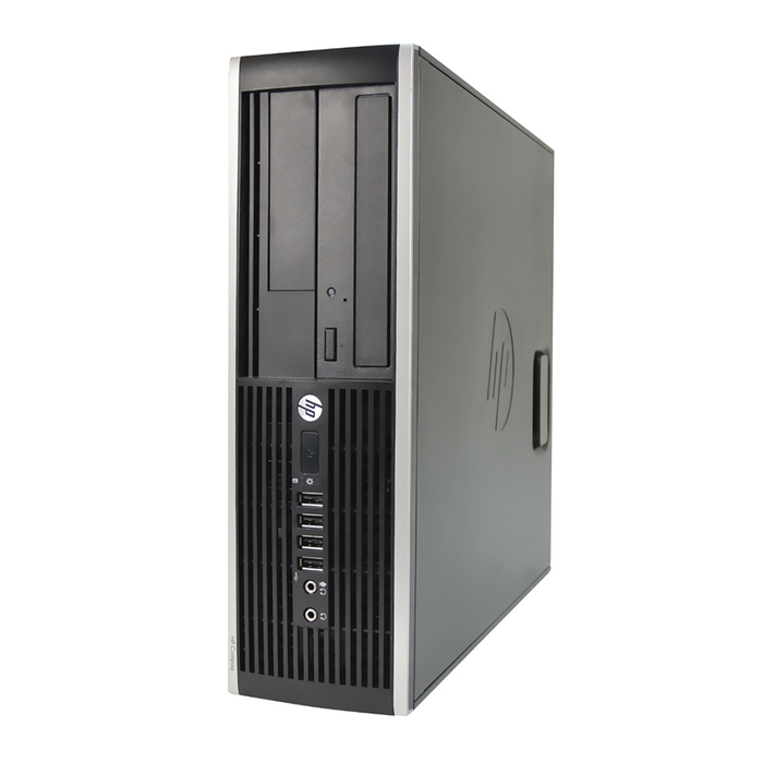 HP Compaq 8200 Elite SFF PC, Intel Core i3-2120 3.30GHz, 4GB RAM, 500GB HDD, Windows 10 Pro 64 bit