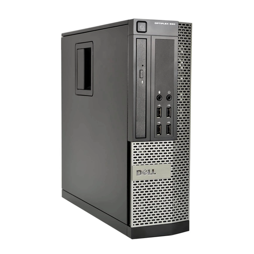 Dell Optiplex 990 SFF PC, Intel Core i7-2600 3.40GHz, 4GB RAM, 500GB HDD, Windows 10 Pro 64bit
