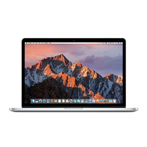 "Apple MacBook Pro - A1398 - ME293LL/A - Late 2013 - 15.4"" Retina Display, Intel Core i7 2.00GHz, 8GB RAM, 256GB SSD, macOS Catalina - Grade C"