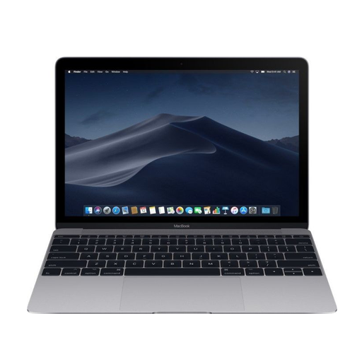 "Apple MacBook - A1534 - Early 2015, 12"" Retina Display, Intel Core M-5Y31 1.10GHz, 8GB RAM, 256GB SSD, macOS Catalina - Grey"