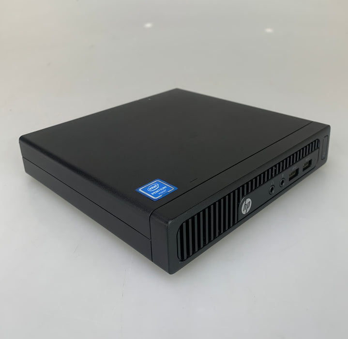 HP 260 G1 Desktop Mini PC, Intel Pentium 3558U 1.70GHz, 4GB RAM, 500GB HDD, Windows 10 Pro 64bit
