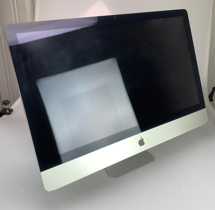"Apple iMac - A1312 - 27"" 2560 x 1440 Display, Intel Core i5-2500S 2.70GHz, 4GB RAM, 1TB HDD, macOS High Sierra"
