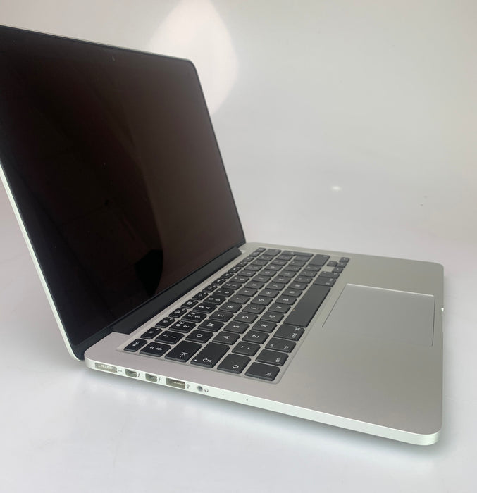 "Apple MacBook Pro - A1502 - 13.3"" Retina Display, Intel Core i5-5278u 2.90GHz, 8GB RAM, 500GB SSD, macOS Catalina"