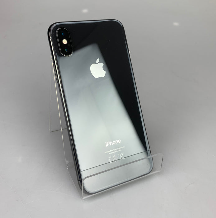 Apple iPhone X - Space Grey - 64GB - Network Unlocked - Grade B