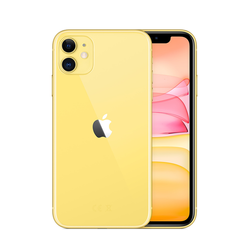 Apple iPhone 11 - Yellow - 64GB - Vodafone - Grade B