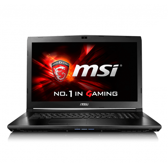 "MSI GL72 6QC Gaming Laptop, 17.3"" Full HD Display, Intel Core i5-6300HQ 2.30GHz, 12GB RAM, 1TB HDD, NVIDIA GeForce GTX 940MX, Windows 10 Home 64bit"