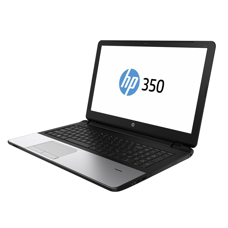 "HP 350 G2 Notebook, 15.6"" Display, Intel Core i5-5200u 2.20GHz, 8GB DDR3 RAM, 256GB SSD, Windows 10 Pro 64bit - Grade A/B"