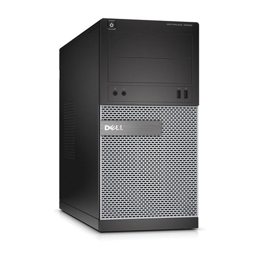 Dell Optiplex 9020 Mini Tower PC, Intel Core i5-4590 3.30GHz, 4GB RAM, 500GB HDD, Windows 10 Pro 64bit