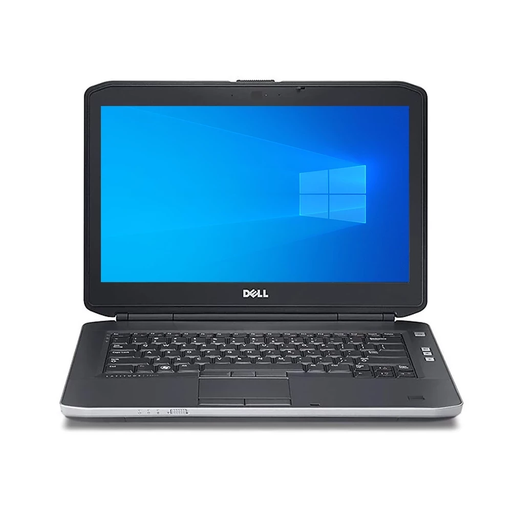 "Dell Latitude E5430 14"" Laptop, Intel Core i3-3110M 2.40GHz, 4GB RAM, 500GB, Windows 10 Pro 64bit - Damaged Casing"