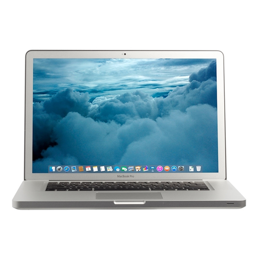 "Apple MacBook Pro - A1286 - Mid 2010, 15.4"" Display, Intel Core i7 2.80GHz, 4GB RAM, 128GB SSD, macOS High Sierra"