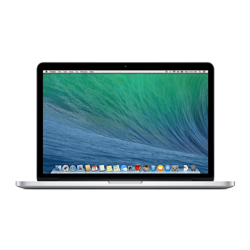 "Apple MacBook Pro - A1278 - Early 2011, 15.4"" Display, Intel Core i7-2635QM 2.00GHz, 4GB RAM, 128GB SSD, macOS High Sierra"