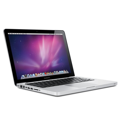 "Apple MacBook Pro - A1278 - Late 2011, 13.3"" Display, Intel Core i5-2435M 2.40GHz, 4GB RAM, 500GB HDD, macOS High Sierra"