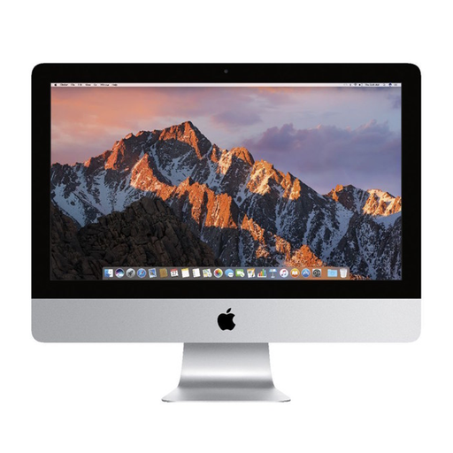 "Apple iMac A1311, 21.5"" 1920x1080 Display, Intel Core i5-2400S 2.50GHz, 4GB RAM, 500GB HDD, macOS High Sierra"