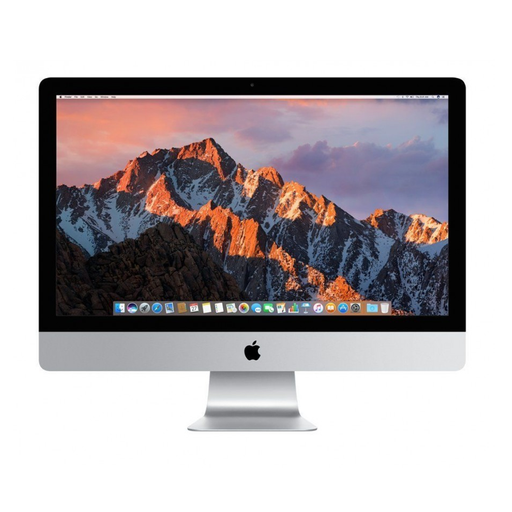 "Apple iMac - A1312 - 27"" 2560 x 1440 Display, Intel Core i5-2400 3.10GHz, 8GB RAM, 2TB HDD, macOS High Sierra"
