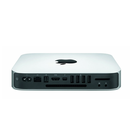 Apple Mac Mini (A1347), Intel Core i5-2520M 2.50GHz, 8GB RAM, 1TB HDD, macOS High Sierra
