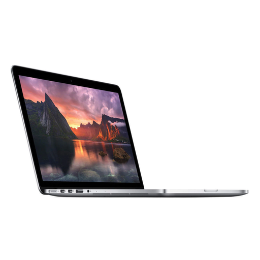 "Apple MacBook Pro - A1502 - 13.3"" Retina Display, Intel Core i5-5257u 2.70GHz, 8GB RAM, 128GB SSD, macOS Catalina"