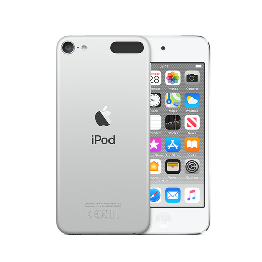 Apple iPod Touch 6th Gen (A1574) - 32GB - Silver