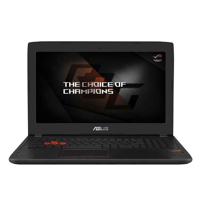 "ASUS ROG GL502VT Gaming Laptop, 15.6"" Full HD IPS Display, Intel Core i7-6700HQ 2.60GHz, 8GB DDR4 RAM, 1TB HDD, NVIDIA GeForce GTX 970M Graphics, Windows 10 Home 64bit"