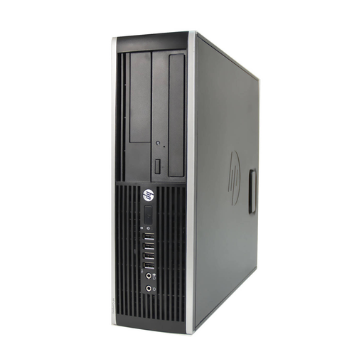 HP Compaq 6200 Pro SFF PC, Intel Core i5-2400 3.10GHz, 4GB RAM, 500GB HDD, Windows 10 Pro