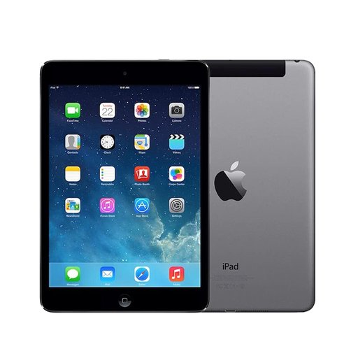 "Apple iPad Mini (1st Gen) - 7.9"" Display - Space Grey - 16GB - Wi-Fi & Cellular - Vodafone"