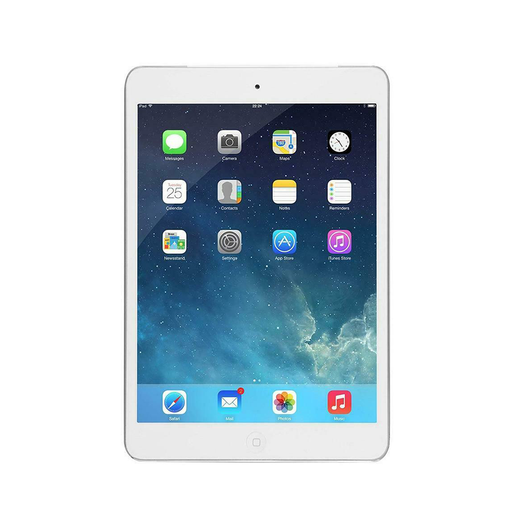 "Apple iPad Mini (1st Gen) - 7.9"" Display - Silver/White - 16GB - Wi-Fi"