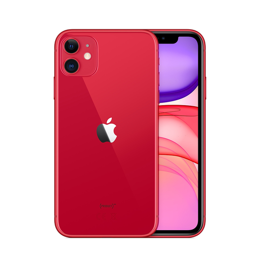 Apple iPhone 11 - Red - 64GB - Vodafone - Grade B