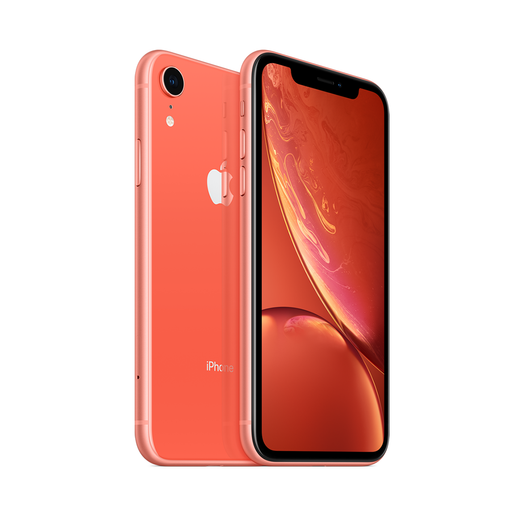 Apple iPhone XR - Coral - 128GB - Network Unlocked - Grade B