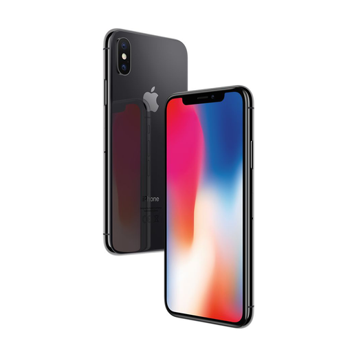 Apple iPhone X - Space Grey - 256GB - Network Unlocked - Grade C