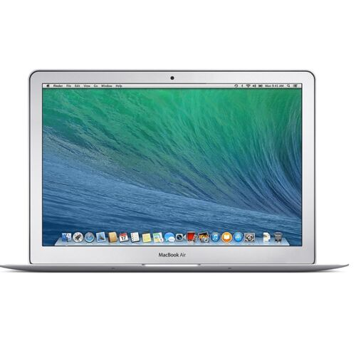 "Apple MacBook Air - A1466 - Early 2015, 13.3"" Display, Intel Core i5-5250u 1.60GHz, 8GB 1600MHz DDR3 128GB NVMe, macOS Big Sur - Grade A/B"