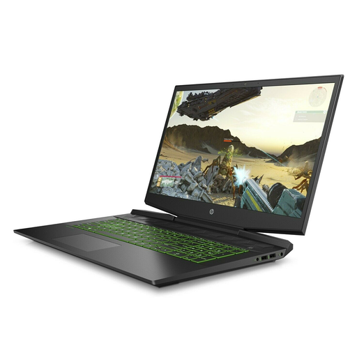 "HP Pavilion (17-cd0024na) Gaming Laptop, 17.3"" Full HD Dispay, Core i5-9300H, 8GB RAM, 256GB SSD + 2TB HDD, GTX 1650, Win10"